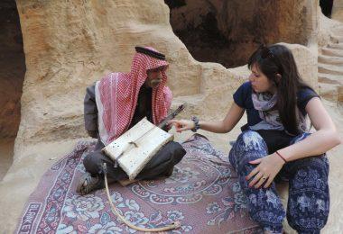 Guía de viaje de Jordania