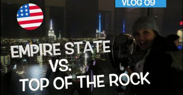 Empire State vs Top of the Rock