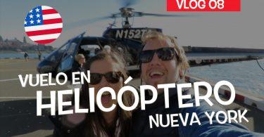 Vuelo en Helicóptero sobre Nueva York