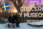 Crucero y Museos de Estocolmo